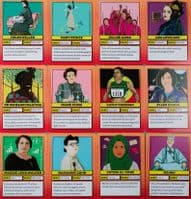 Super Sapiens: A card game to change the world.
